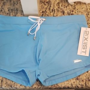 2XIST blue swim trunks